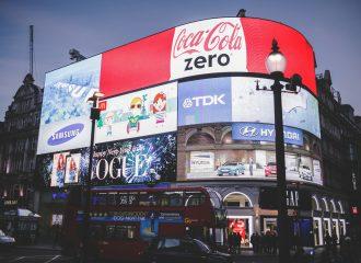 Ikonisk reklam i London